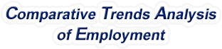 Texas - Comparative Trends Analysis of Total Employment, 1969-2016